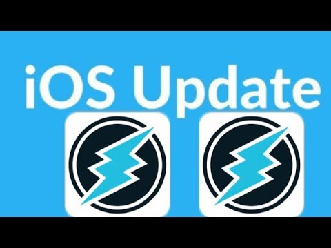 Update Electroneum Beta iOS ETN Cryptocurrency Mobile Mining On the Horizon