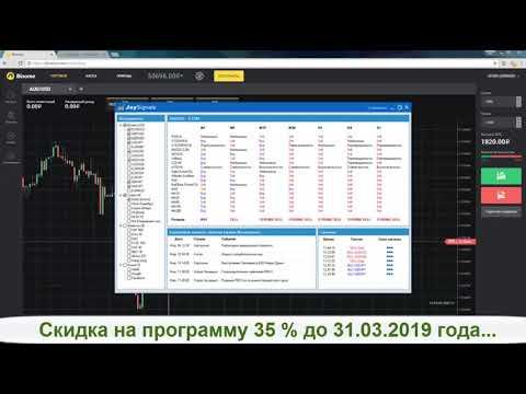 Сигналы, по форекс, бинарным опционам , фондовому рынку - Программа JoySignals 1.7