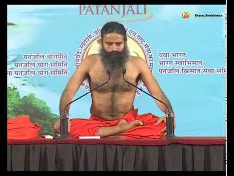 The Yoga to Reduce Obesity: Swami Ramdev | 16 Jan 2017