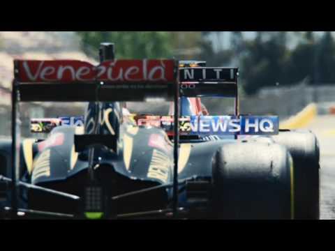 Sky Sports News HQ   Ident   F1