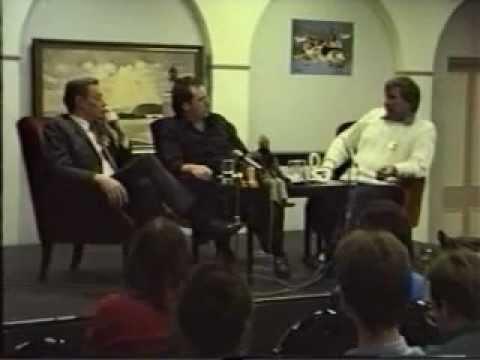Armadacon 03: Terry Curtis & Ed Bishop Panel.