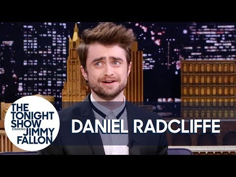 Daniel Radcliffe Is in Two tasy Football Leagues