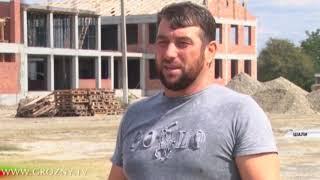 Глава Шалинского района Турпал-Али Ибрагимов провел инспекцию стройплощадок Шали