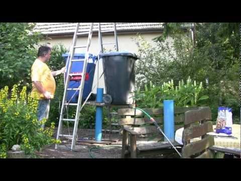 Slaan van waterput 24 juli 2013 doovi - Gartenbrunnen selber bohren ...