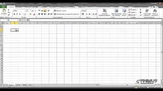 Microsoft Office Excel 2010 Урок 1 [Animuschool]