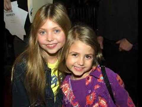 Young Actresses & Their Sisters 2