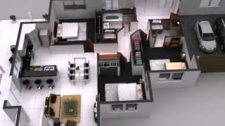 3d Floor Plan ,interactive 3d Floor, 360 Virtual Tours For Interior Home Plan