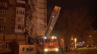 09 11 17 Обрушение дома в Ижевске