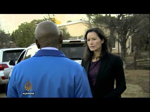 South Africa tackles Lesotho 'coup' crisis