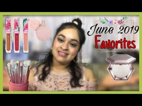 June 2019 Beauty Favorites! |Maggies Dream thumbnail