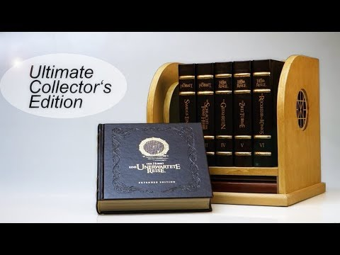 unboxing:-mittelerde-ultimate-collector's-edition-(-limited-blu-ray-)-extended-edition-trilogien