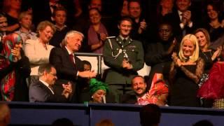 Angélique Kidjo Africa 2011 Nobel Peace Prize Concert