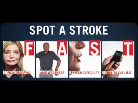 Spot a Stroke. Act FAST. (Full Lecture)