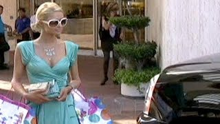 Paris Hilton Spends An Entire Day Spending [2008]