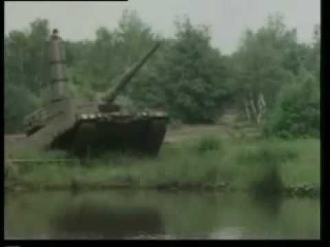 Tank Mobility  - Demonstrated By The Leopard 2, Leclerc & T-90