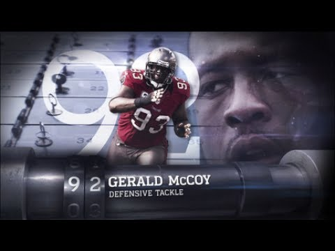 #92: Gerald McCoy (DT, Buccaneers) | Top 100 Players of 2013 | NFL