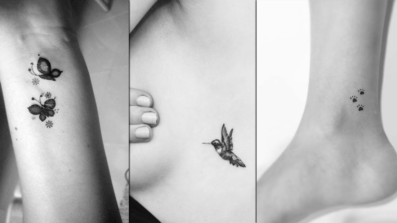 Simple Small Tattoo Designs For Ladies Tattoo Design For Girls
