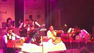 Patakha Guddi | Nooran Sisters Live Concert at World Living Heritage Festival 2018