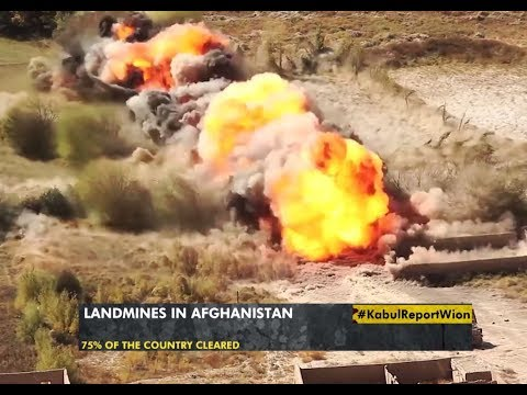 WION in Kabul: Living in a Minefield