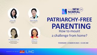 [LINC] Patriarchy-free Parenting: How to mount a challenge from home?