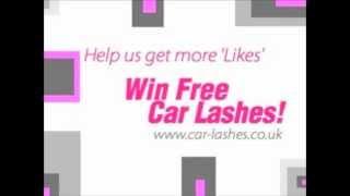 Cute Car Eyelashes hit the UK!
