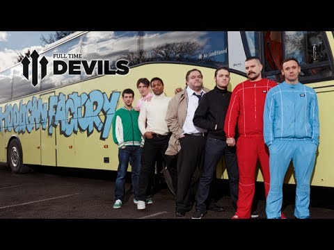 The Hooligan Factory HD Film Trailer | FullTimeDEVILS | Manchester United