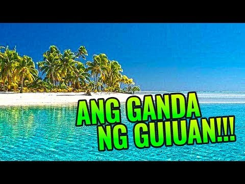 Tourist Attractions in Guiuan Eastern Samar