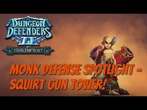 DD2 Defense Spotlight - Squirt Gun Towers!