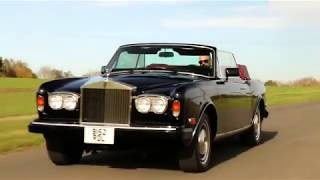 Frank Sinatra's 1984 Rolls-Royce Corniche Convertible for sale with Silverstone Auctions
