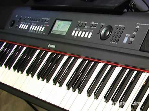 yamaha piaggero portable piano youtube. Black Bedroom Furniture Sets. Home Design Ideas