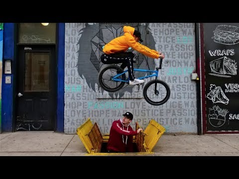 FTL BMX: Get the F*** Off The Property!