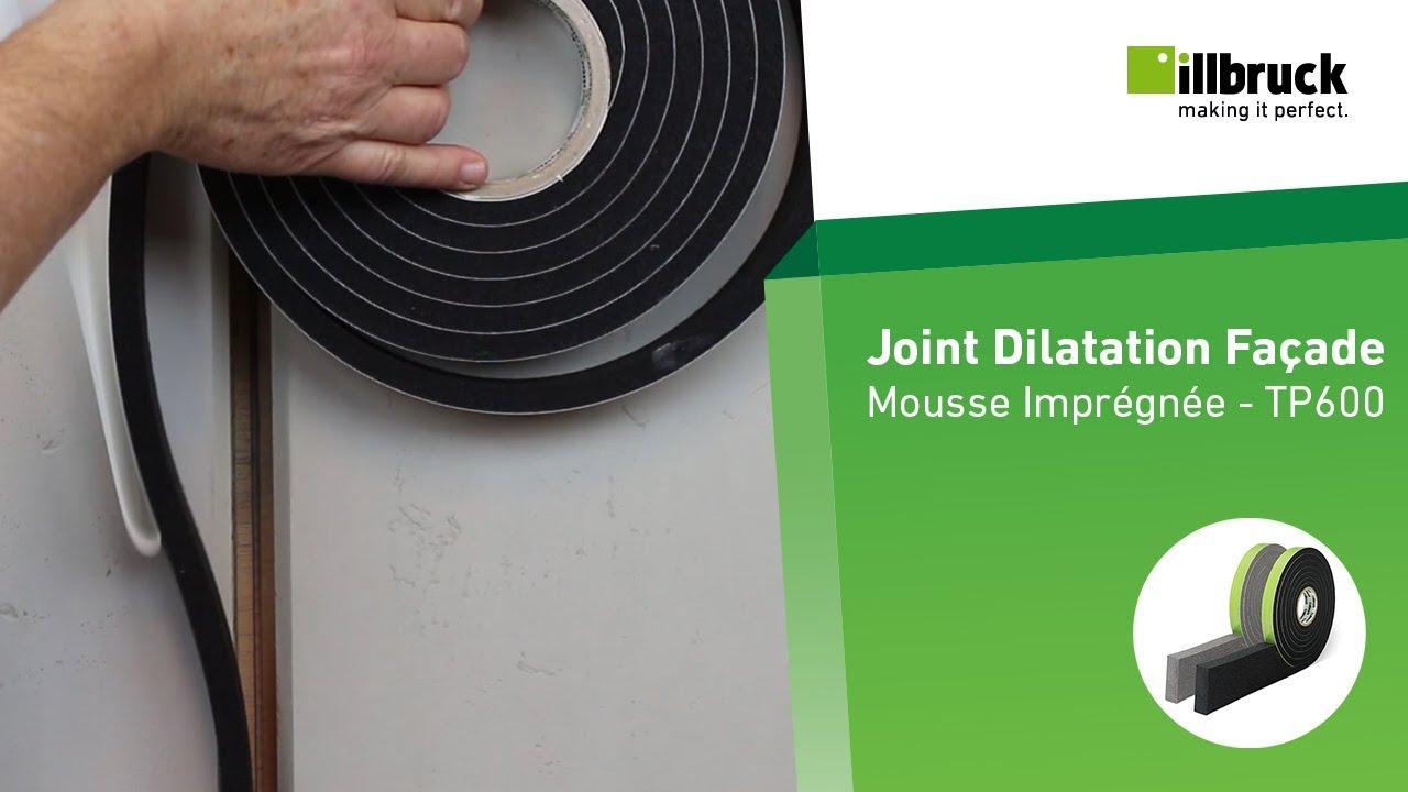 Joint De Dilatation Sur Façade Tp600
