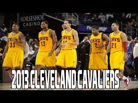 NBA 2K16 Rebuilding 2013 Cleveland Cavaliers | Kyrie Is Da Captain Now