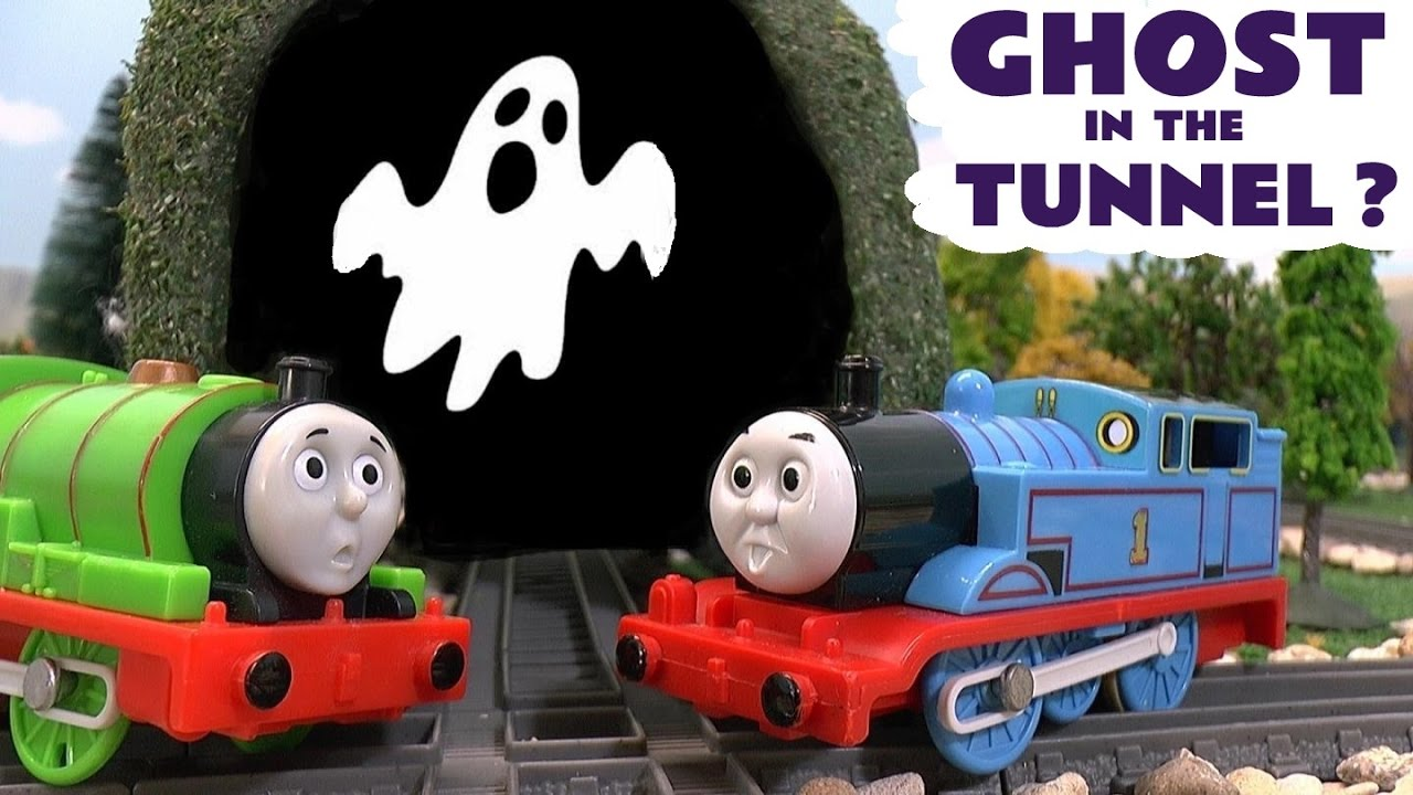 thomas amp friends toy trains ghost in the tunnel episode
