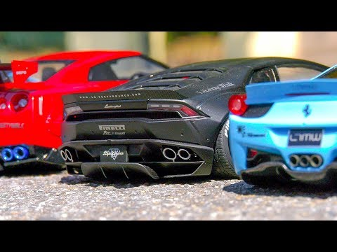 CRAZY RC MODEL TRUCK COLLECTION!! MEGA RC TRUCKS, RC CARS, RC VEHICLES IN MOTION