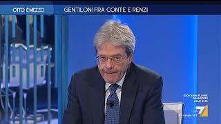 """ILVA, Paolo Gentiloni risponde alle punzecchiature di Renzi: """"Non lo so perchè dice queste ..."""