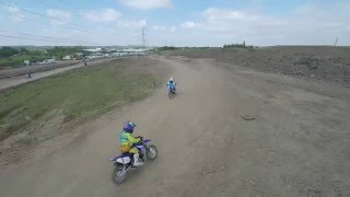 Uncle Eddies Motorcross Doncaster..Kids Track