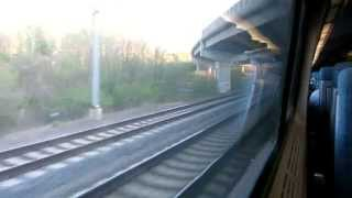 Amtrak Northeast Regional train ride from Philadelphia To Washington DC