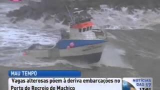 RTP Madeira - Mau Tempo - Notícias 17h