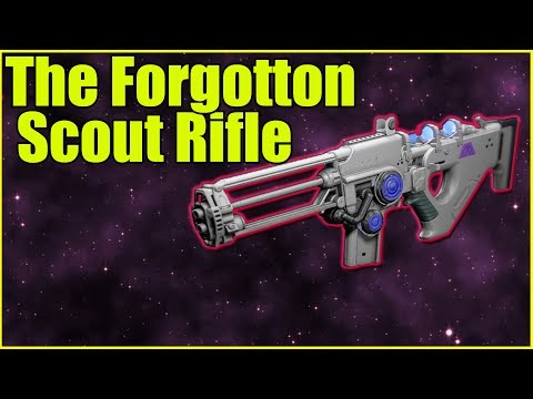 The forgotten Scout rifle! (Tlaloc Weapon Review)