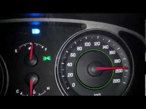 Chevrolet Captiva VCDI Topspeed reaches 216km/h