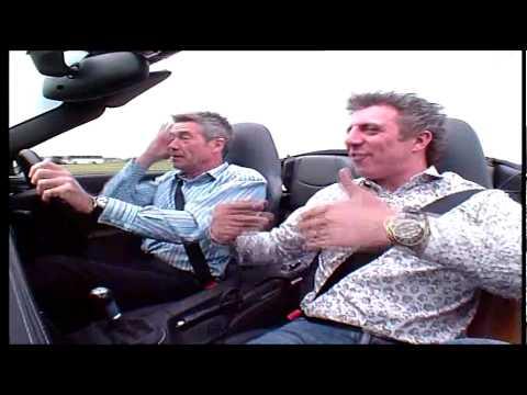 Fifth Gear Web TV - Tiff scares Jason