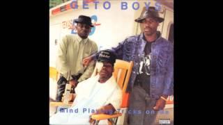 Geto Boys - Mind Playin Tricks On Me Instrumental Remake