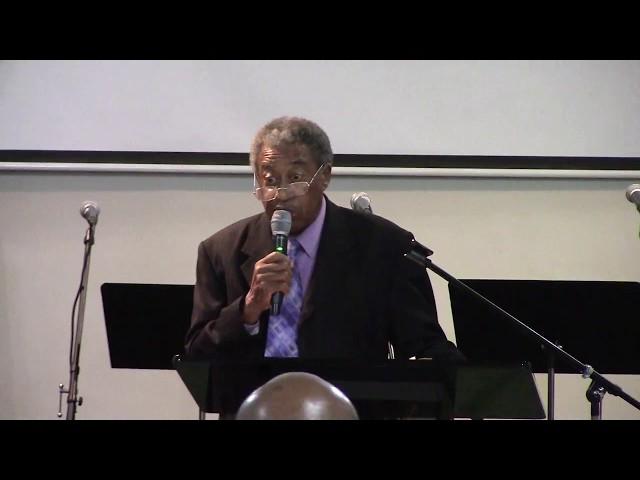 (6-11-17) Rev. Howard Fuller - John 12:34