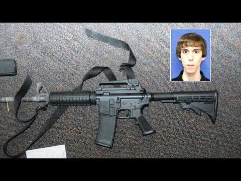 Sandy Hook Gunman Was Obsessed With Columbine
