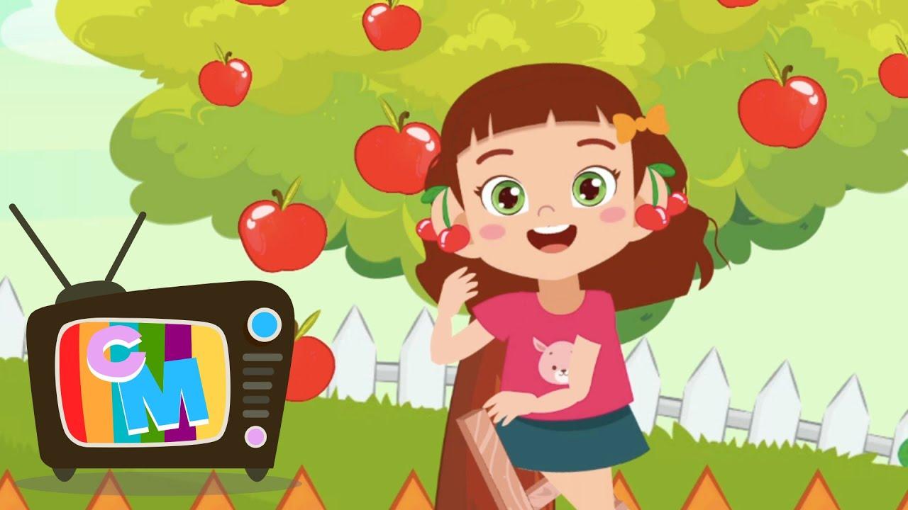 Ciresica are mere - Clopotelul Magic - cantece pentru copii