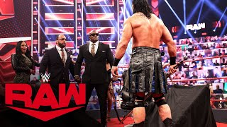 Drew McIntyre will see Bobby Lashley inside Hell in a Cell: Raw, June 7, 2021