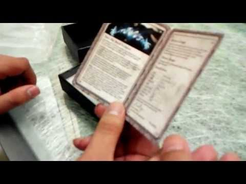 MTG New Zealand Mint Pure Silver Jace Coin Unboxing