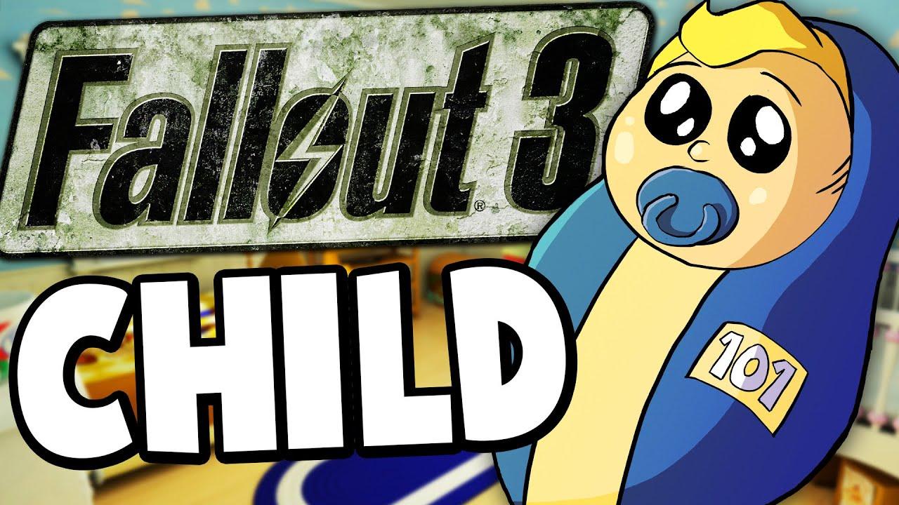 Fallout 3 - Saving the Children from Little Lamplight ...