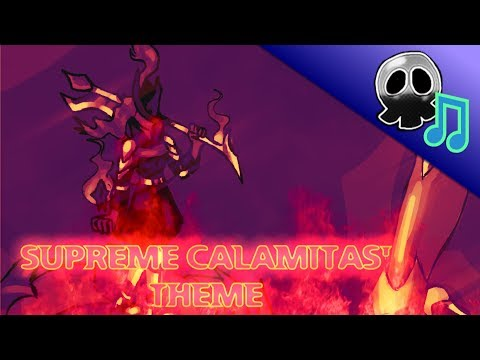 "Terraria Calamity Mod Music - ""Stained, Brutal Calamity"" - Theme of Supreme Calamitas"